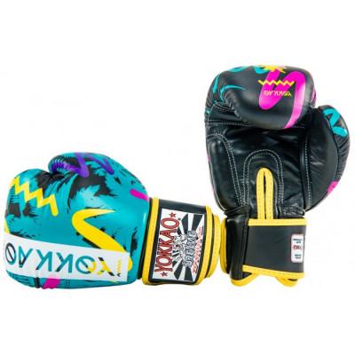 Боксерські рукавиці YOKKAO Miami gloves Muay Thai (01653) фото 5