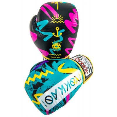 Боксерські рукавиці YOKKAO Miami gloves Muay Thai (01653) фото 2