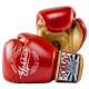 Боксёрские перчатки YOKKAO Vintage gloves red (01763)