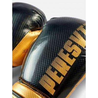 Боксерські рукавички Peresvit Core Boxing B/Gold (02126) фото 4
