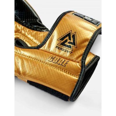 Боксерські рукавички Peresvit Core Boxing B/Gold (02126) фото 7