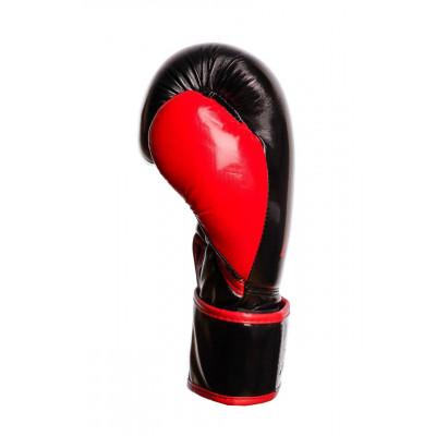 Боксерские рукавицы PowerPlay 3017 Карбон (01797) фото 8
