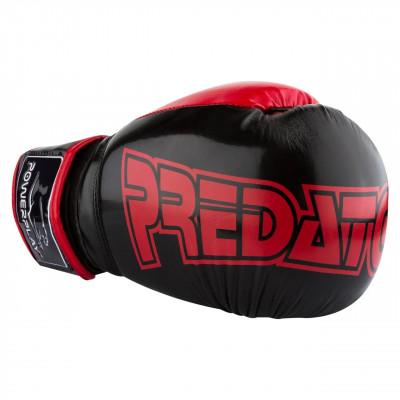 Боксерские рукавицы PowerPlay 3017 Карбон (01797) фото 2