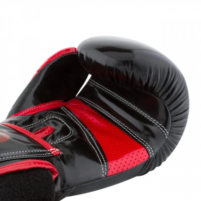 Боксерские рукавицы PowerPlay 3017 Карбон (01797) фото 7