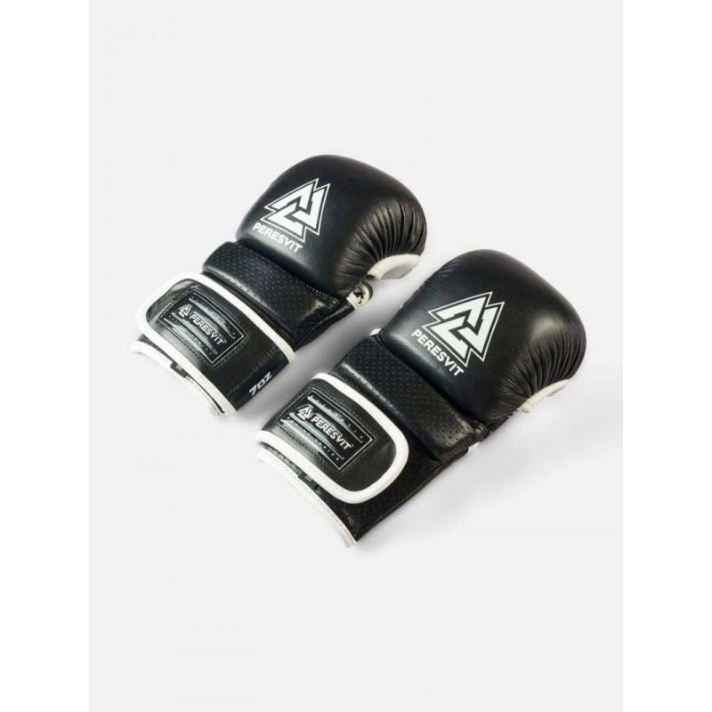 Рукавички для ММА Peresvit Core MMA Gloves Black (02128) фото 1