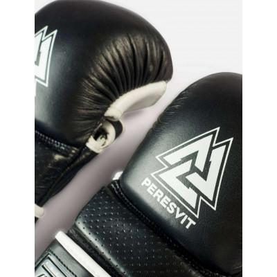 Рукавички для ММА Peresvit Core MMA Gloves Black (02128) фото 7
