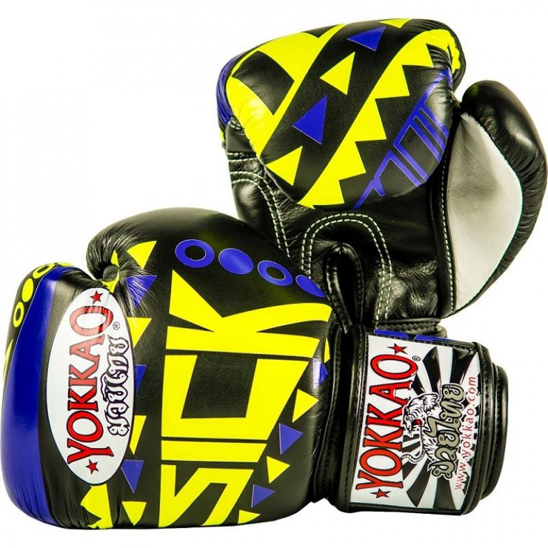 Перчатки YOKKAO Velcro-Sick Gloves (01201) фото 2