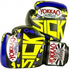 Перчатки YOKKAO Velcro-Sick Gloves