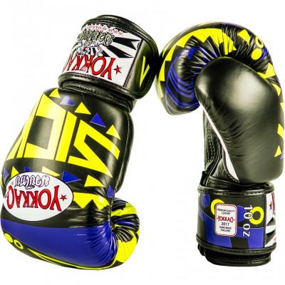 Перчатки YOKKAO Velcro-Sick Gloves (01201) фото 3
