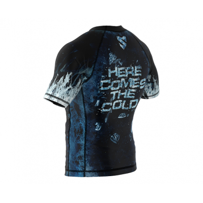 Рашгард SMMASH RASHGUARD SHORT WALKERS ММА (01417) фото 4