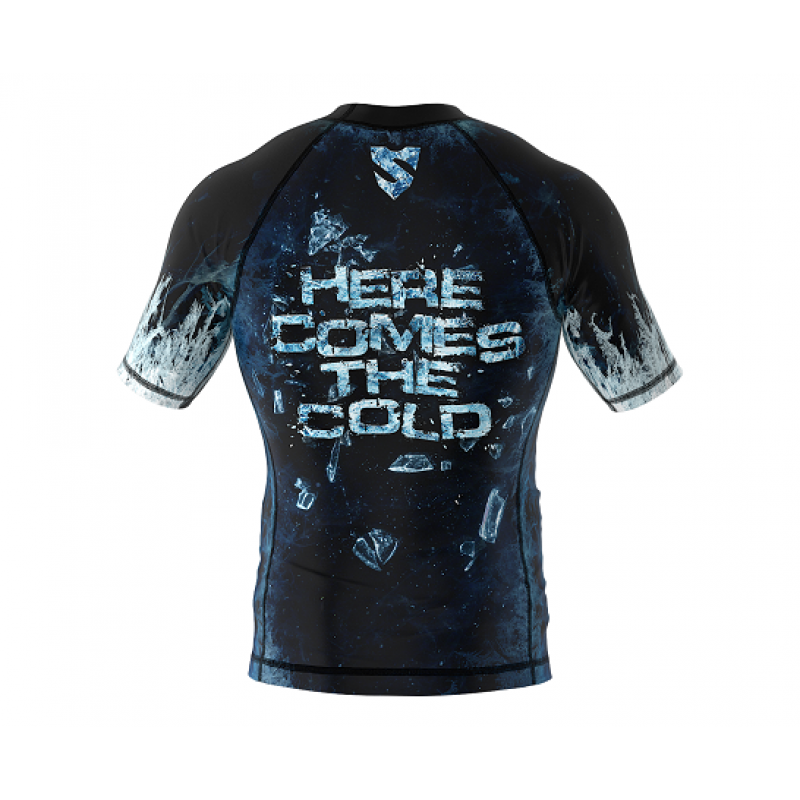 Рашгард SMMASH RASHGUARD SHORT WALKERS ММА (01417) фото 2