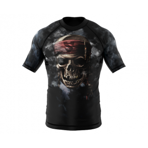 Рашгард SMMASH RASHGUARD SHORT PIRATES ММА
