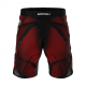 Шорты SMMASH MMA SHORTS RED ARMOUR ММА (01421)