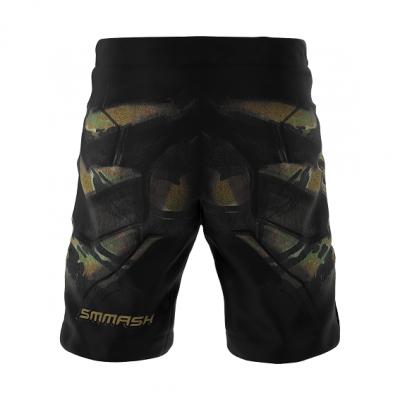 Шорти SMMASH MMA SHORTS TIGER ARMOR (01424) фото 2
