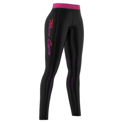 Леггинсы SMMASH LEGGINS WOMAN FITNESS QUEEN (01412)
