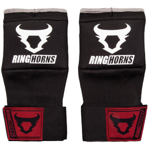 Быстрые бинты Ringhorns Charger Handwraps Black