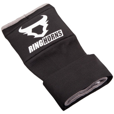 Быстрые бинты Ringhorns Charger Handwraps Black (01680) фото 3