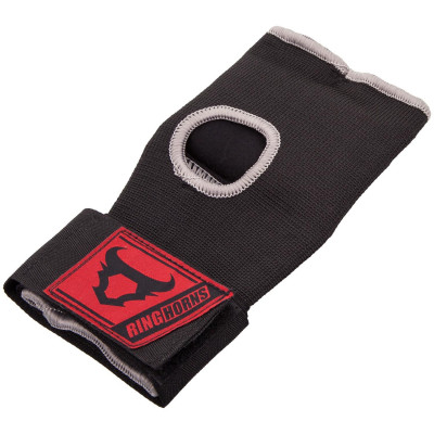 Быстрые бинты Ringhorns Charger Handwraps Black (01680) фото 2