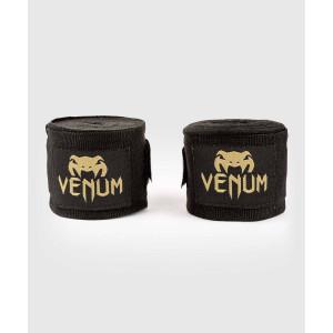 Бинти Venum Kontact Boxing Handwraps Black/Gold