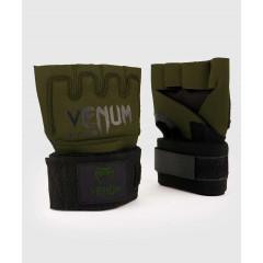 Бинты Venum Kontact Gel Glove Wraps Khaki/Black