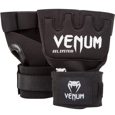 Бинти гелеві Venum Kontact Gel Glove Wraps (01499) фото 1