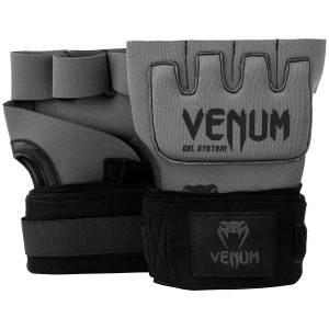 Бинти гелеві Venum Kontact Gel Glove Grey