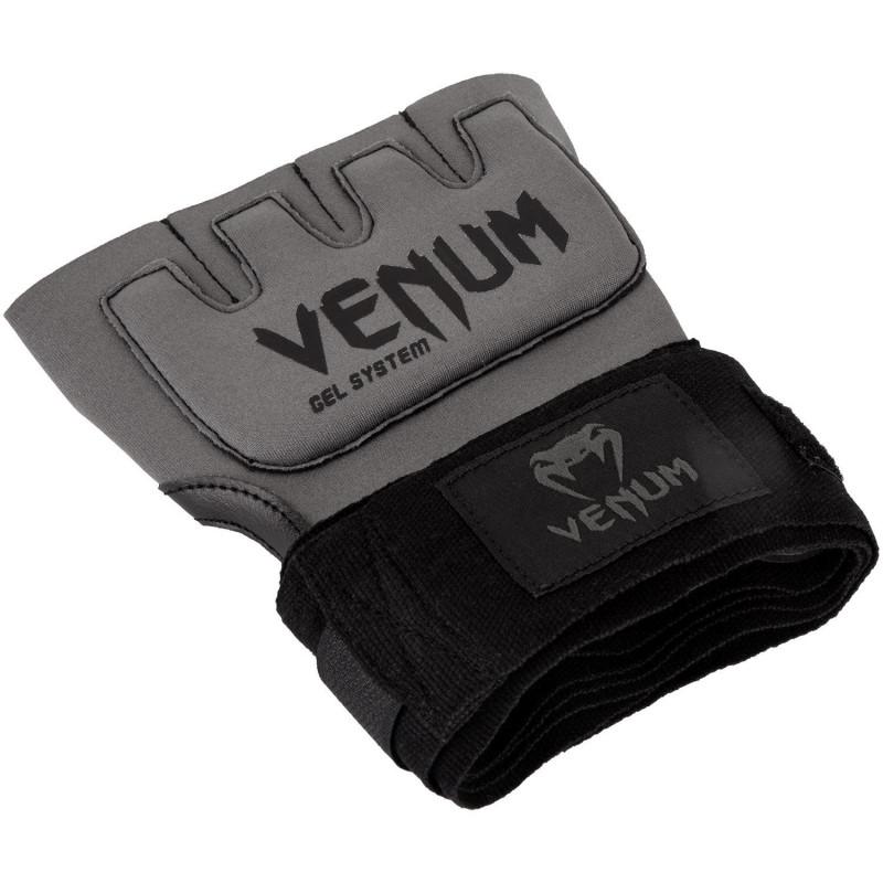 Бинты гелевые Venum Kontact Gel Glove Grey (01507) фото 4