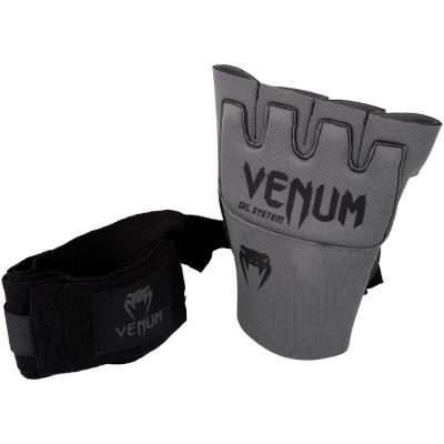 Бинти гелеві Venum Kontact Gel Glove Grey (01507) фото 3