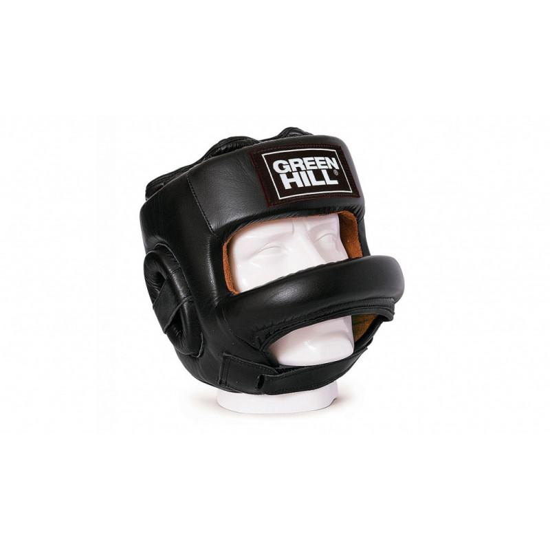 Боксерський шолом FORT Green Hill (01377) фото 3