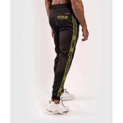 Штаны Venum Boxing Lab Joggers Black/Green (02050) фото 3