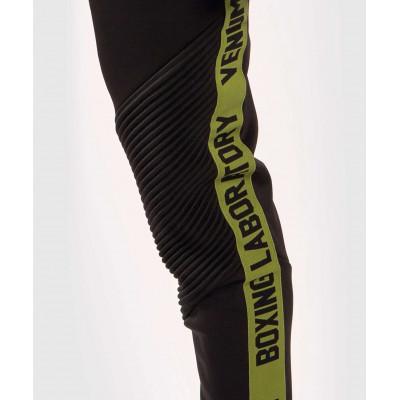 Штаны Venum Boxing Lab Joggers Black/Green (02050) фото 6
