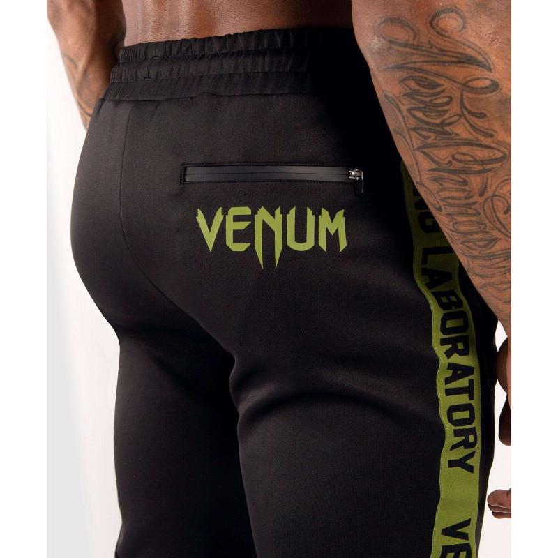 Штаны Venum Boxing Lab Joggers Black/Green (02050) фото 8