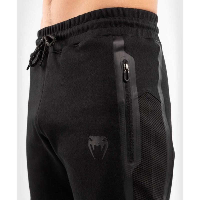 Спортивные Штаны Venum Laser Evo 2.0 Joggers Black/Black (02180) фото 6