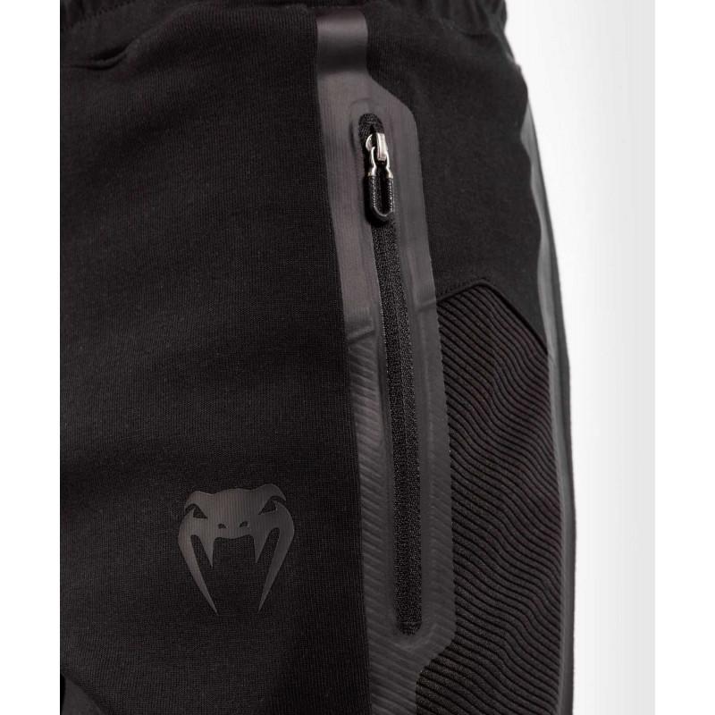 Спортивные Штаны Venum Laser Evo 2.0 Joggers Black/Black (02180) фото 7