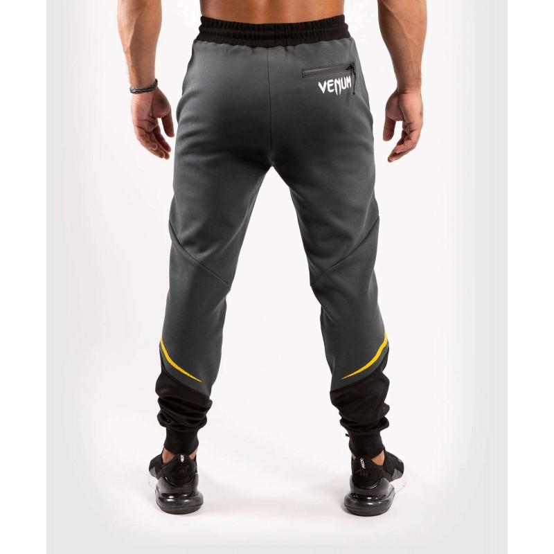 Штани Venum ONE FC Impact Joggers Grey / Yellow (02057) фото 2