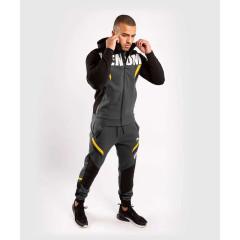 Спортивный костюм Venum ONE FC Impact Hoodie Grey/Yellow