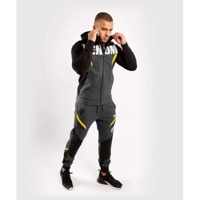 Штани Venum ONE FC Impact Joggers Grey / Yellow (02057) фото 6