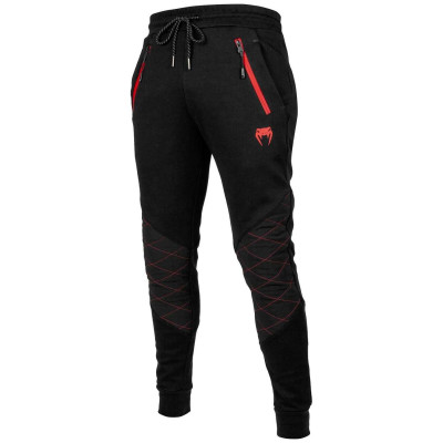 Спортивные штаны Venum Laser 2.0 Joggers Black/Red (01991) фото 1
