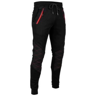 Спортивні штани Venum Laser 2.0 Joggers Black/Red (01991) фото 4