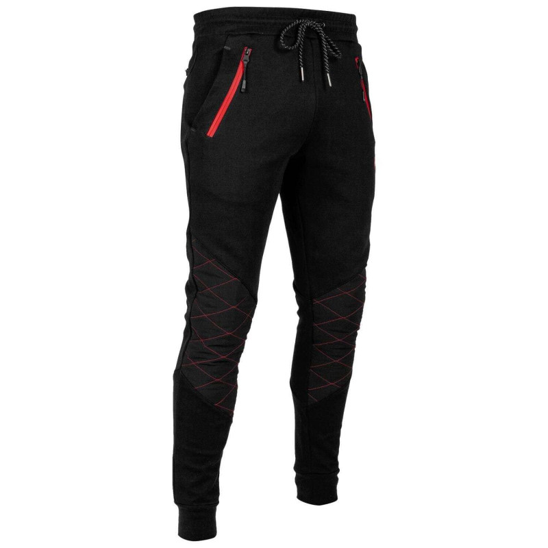Спортивные штаны Venum Laser 2.0 Joggers Black/Red (01991) фото 4