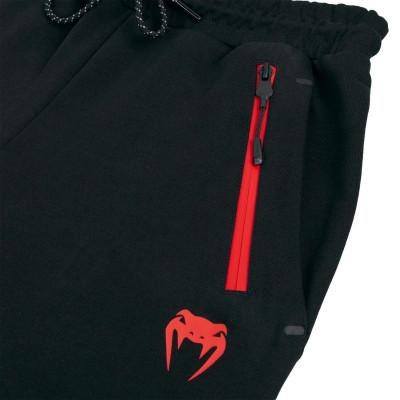 Спортивные штаны Venum Laser 2.0 Joggers Black/Red (01991) фото 5