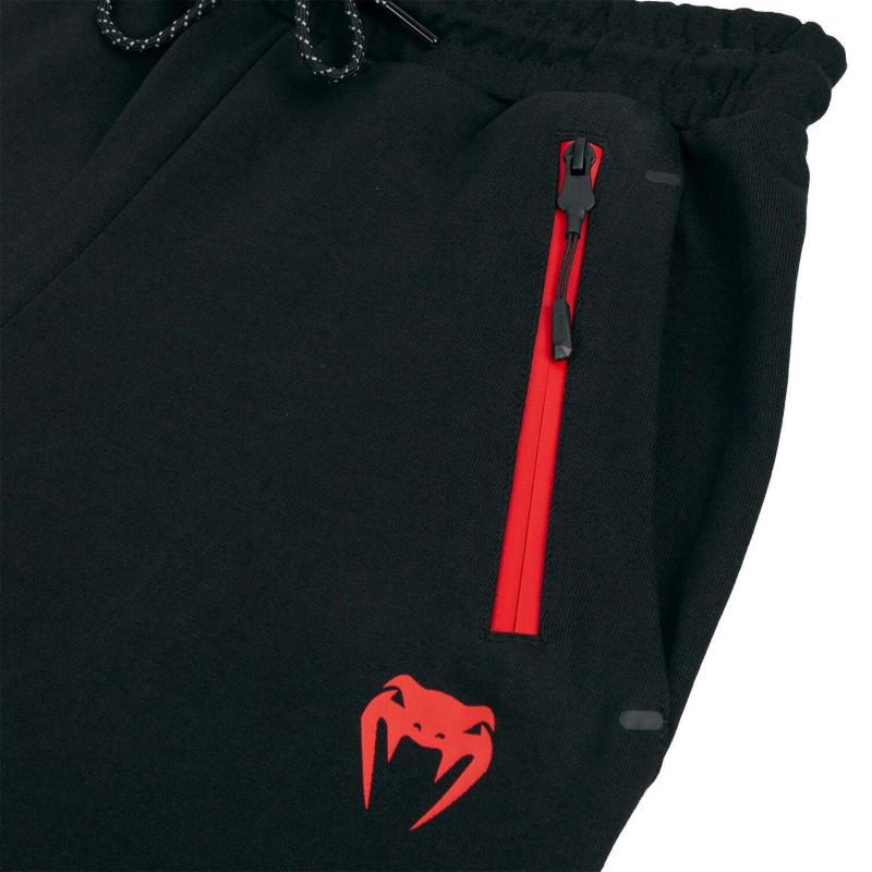 Спортивні штани Venum Laser 2.0 Joggers Black/Red (01991) фото 5