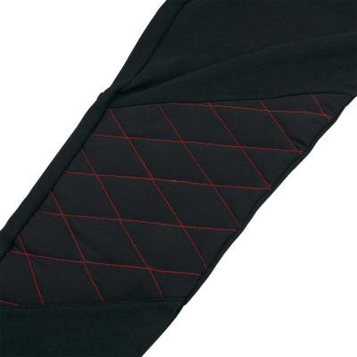 Спортивные штаны Venum Laser 2.0 Joggers Black/Red (01991) фото 7