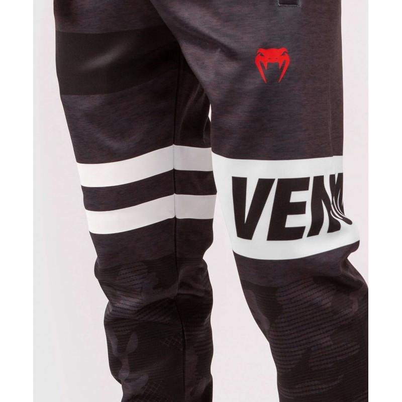 Спортивні штани Venum Bandit Joggers Black/Grey (01963) фото 6