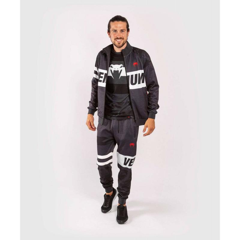 Спортивні штани Venum Bandit Joggers Black/Grey (01963) фото 7