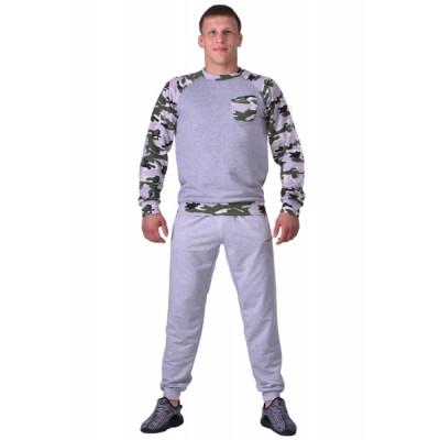Спортивні штани BERSERK PREMIUM grey (01015) фото 4