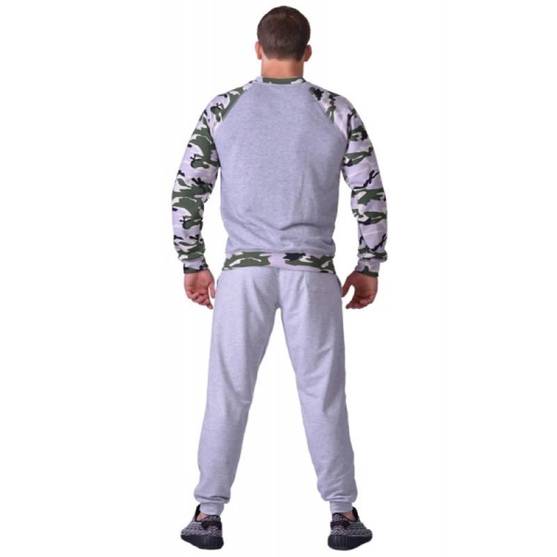 Спортивні штани BERSERK PREMIUM grey (01015) фото 5
