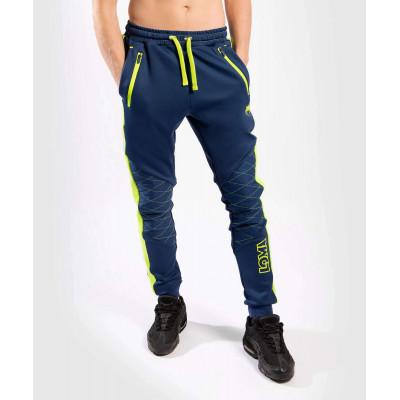 Спортивные штаны Venum Origins Joggers Blue/Yellow (02022) фото 1