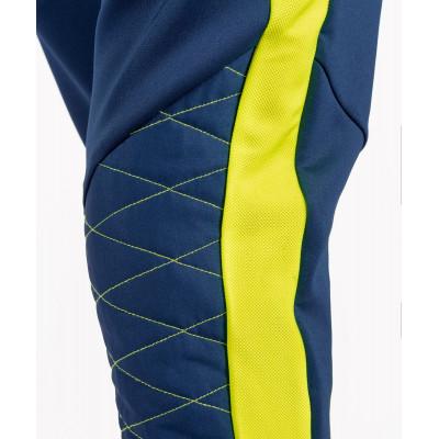 Спортивные штаны Venum Origins Joggers Blue/Yellow (02022) фото 6