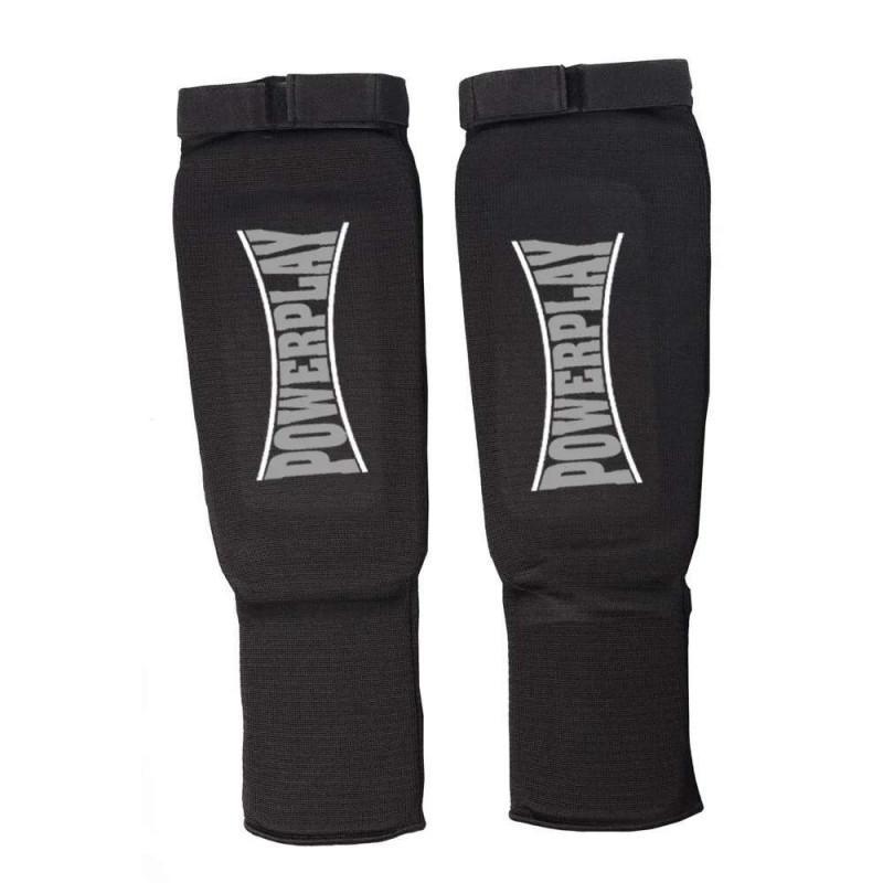 Защита голени и стопы Powerplay 3054 Black (02093) фото 3
